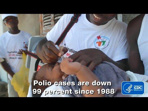 Polio Immunization Campaign 2017