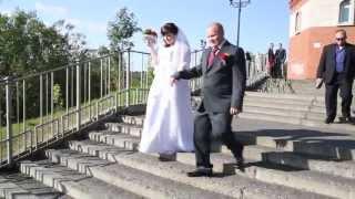 Надежда и Андрей. Свадьба Оленегорск