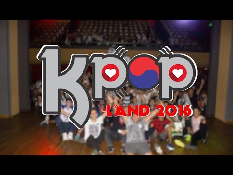 Kpop Land 1st Edition Algeria