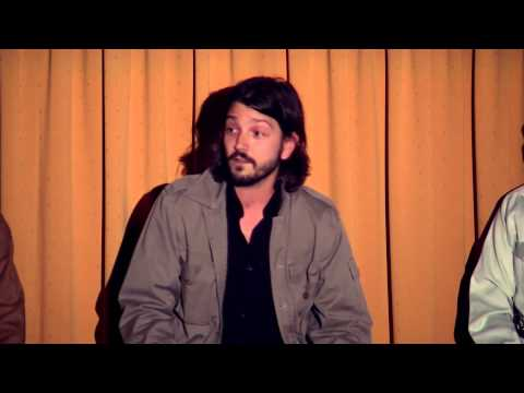 """""""Cesar Chavez"""" - Discussion with director Diego Luna"""