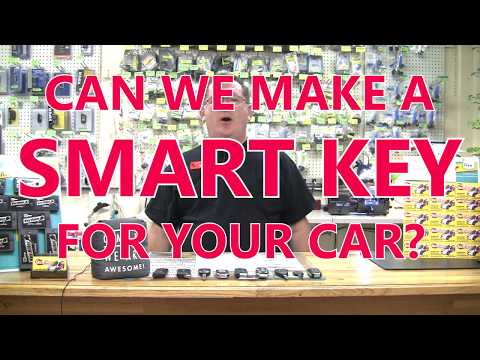 Can We Make A Smart Key For Your Car?