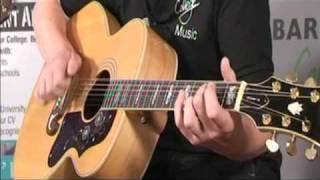 dadgad guitar tuning with jamie roberts