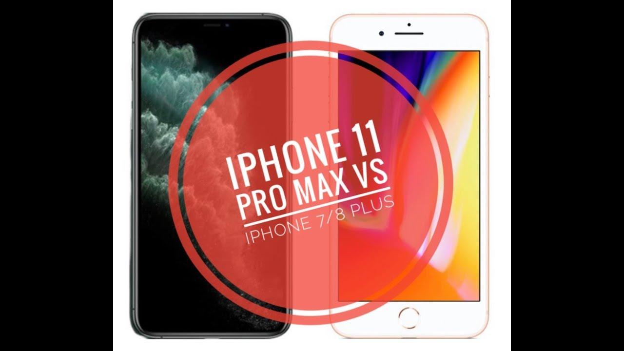Photo of Iphone 11 PRO Max vs Iphone 7/8 Plus vs Iphone 2G – شركة ابل