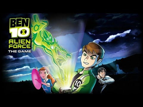 Ben10 Alien Force Game For Android Download