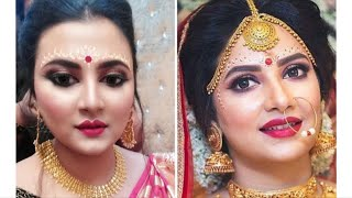 Bengali HD Bridal Makeup Class Demo
