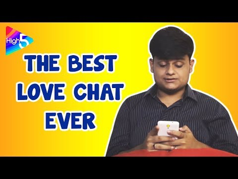 The Best Naughty Chat Ever | High 5 (Web Series) | Wassup India