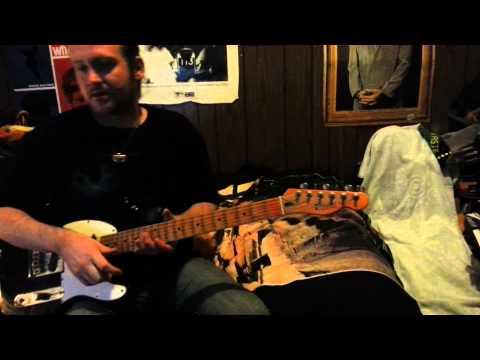 Waylon Jennings Guitar Lesson - Amanda (Solos)