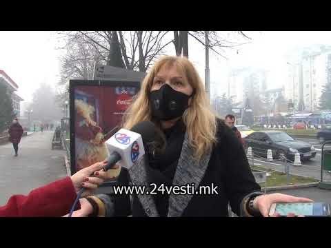 Граѓаните се гушат од аерозагадувањето, мерките на град скопје не делуваат 14 12 2017