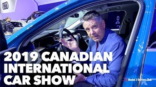 2019 Canadian International Auto Show EV Report