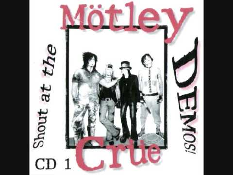 Mötley Crüe - Nobody Knows What It's Like To Be Lonely [Demo]