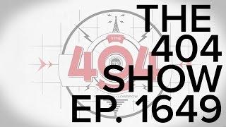 The 404 Show 1649: CBS News Vladimir Duthiers, gravitational ripples, Deadpool review, Firewatch