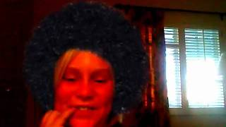 me so russian afro