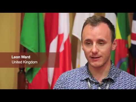 Young leaders on the Commonwealth Youth Forum