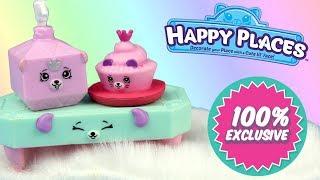 Shopkins Happy Places • Szkolna zabawa • bajka po polsku