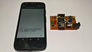 How to Send Text Message (SMS) using ESP8266