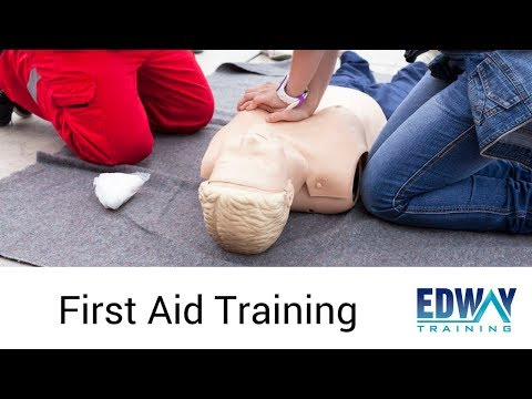First Aid Course | Edway Training Sydney