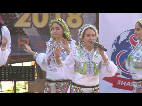 FESTIVAL of traditional songs MULTIETHNIC - Kosovo 2018. NGO PLEJADA