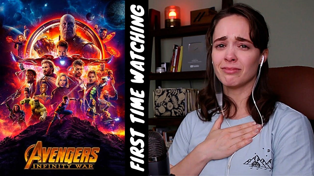 Download ugly crying & watching AVENGERS: INFINITY WAR!!! (part two)