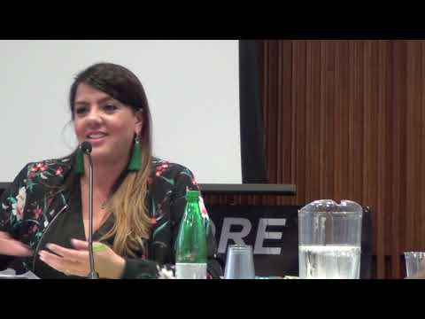 Justice for Colombia at  LatinAmerica Adelante 2018