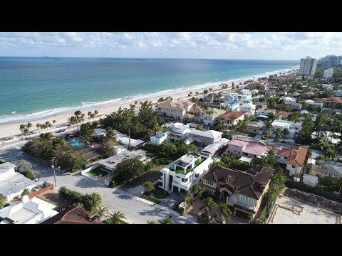 Modern Mansion | Oceanfront Homes | 3318 Northeast 17th Street, Fort Lauderdale, Florida