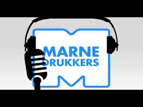 Op de radio vertelt Marnedrukkers ovver de nieuwe drukpers