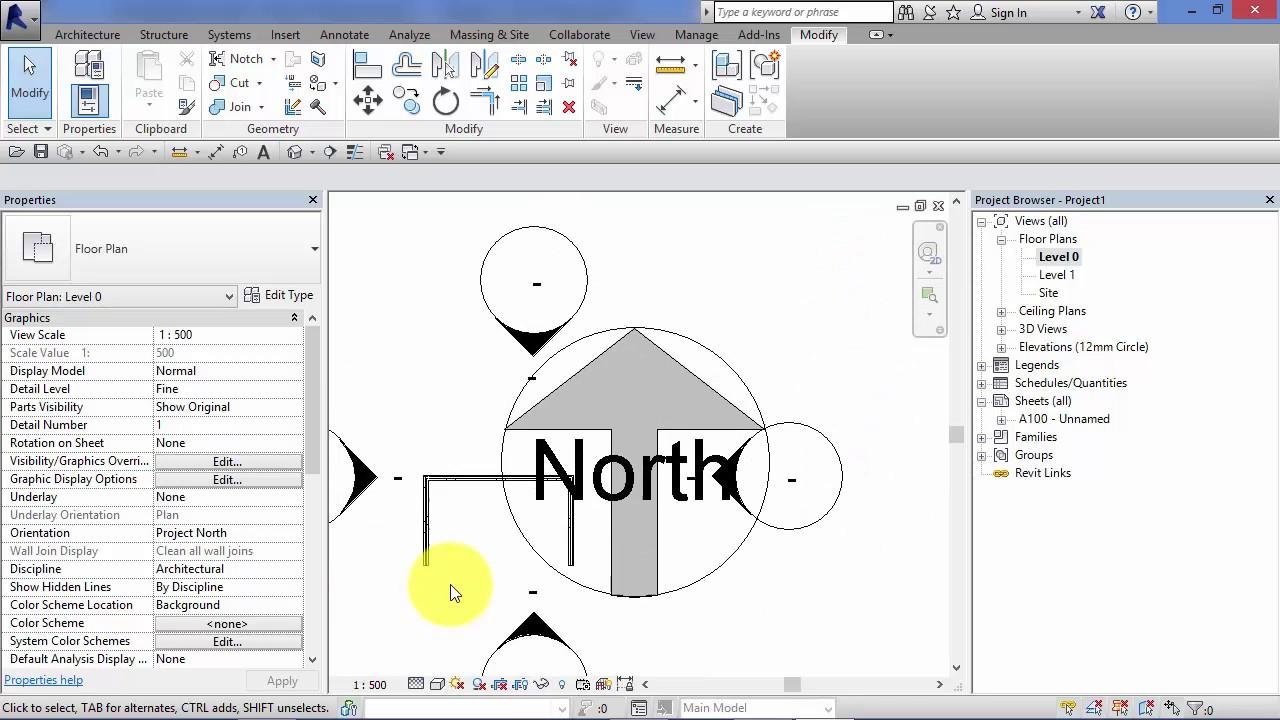 Module 8 Unit 4 Revit Architecture Symbols Youtube