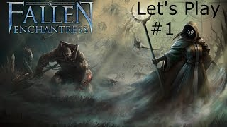 Lets Play Fallen Enchantress Legendary Heroes #1