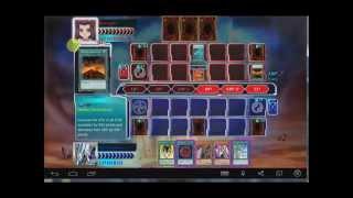 Yugioh Duel Generation - Evil Hero Dark Gaia OTK vs Fire Fist Rage Quit