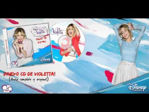 Violetta CD Sigue Mi Ritmo - 09 Libre Soy v2