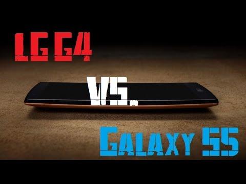 Samsung Galaxy S5 vs. LG Electronics G4