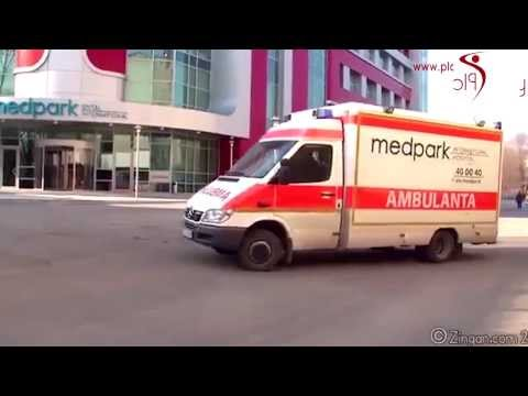 Medpark International Hospital Moldova Facility Tour