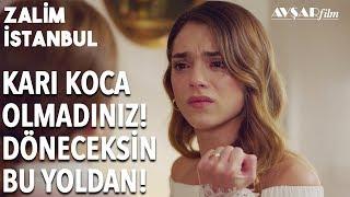 Seher Cemre'nin Yüzüne Çeyizini Fırlattı! Analığımı Ezdin! | Zalim İstanbul
