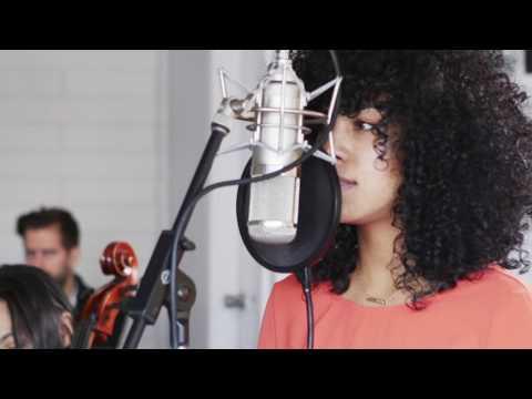 Violents & Monica Martin - Unraveling [Studio Sessions]