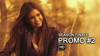 The Vampire Diaries 6x22 NEW Promo - I'm Thinking Of You All The While [HD] Season Finale