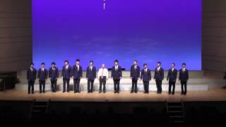 不来方高等学校音楽部による合唱版「南部ダイバー」 Kozukata Senior Hi...