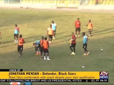 Ghana Boxing - AM Sports on Joy News (16-11-16)