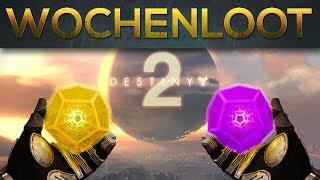 Destiny 2: Wochenloot - Woche #001 (Deutsch/German)