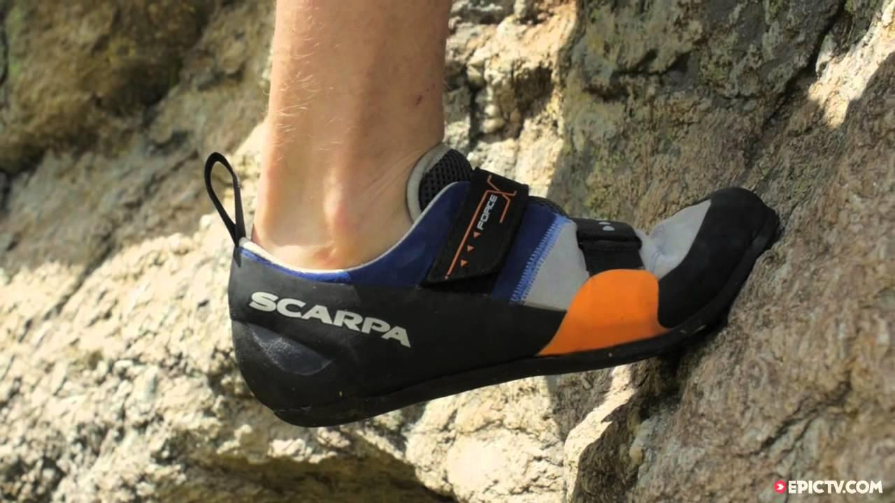 43c7e071eb38d4 Scarpa Force X Climbing Shoe 2015 Review