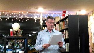 """Clifton Snider Reading Poems, """"Puer/Senex"""" and """"Truth of Masks"""""""