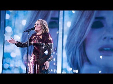 Highlights l The BRIT Awards 2016