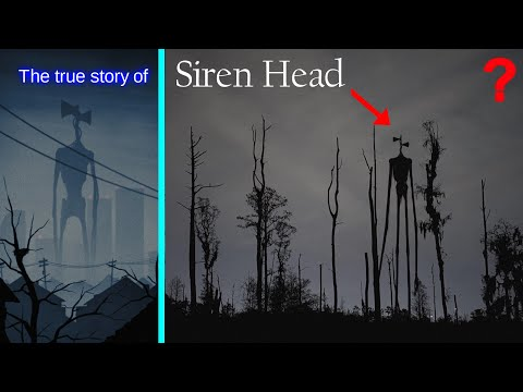 The true story of Siren Head_Feat. Being Scared