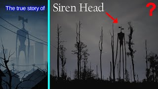 The true story oḟ Siren Head_Feat. Being Scared