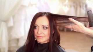 Свадебная прическа с фатой SVADBA-BS.ru