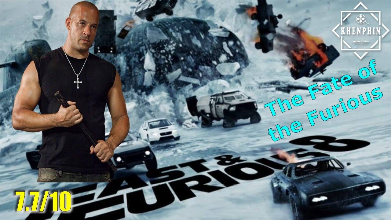 Review phim Fast & Furious 8 (The Fate of the Furious): Dom phản bội gia đình và cái kết – Khen Phim