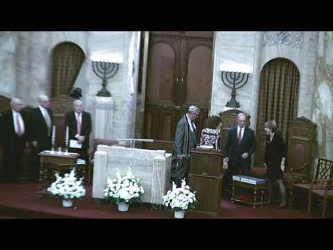 Congregation Beth Israel Kol Nidre Sanctuary Service 2018/5779