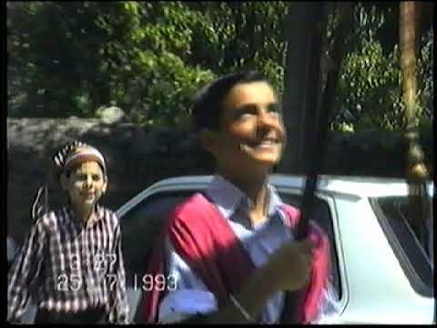 S Tiago LEOMIL   Moimenta da Beira,  Procissão em Honra de S Tiago 25 07 1993