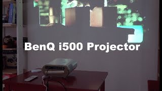 BenQ i500 LED Short-Throw Smart Projector - Image Quality