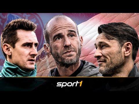 So plant der FC Bayern die Zukunft mit Klose, Scholl und Kovac | SPORT1