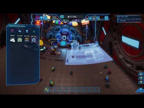Spacebase Startopia Gameplay (PC Game) |