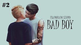 The Sims 4 сериал | ЯОЙ | Bad Boy (ep.2)